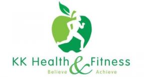 KK Health & Fitness logo